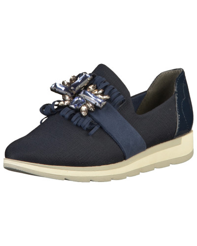 Marco Tozzi Damen Sneaker navy