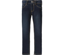 Jeanshose für Mädchen blau / blue denim / dunkelblau