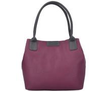 Miri Trio Shopper Tasche 36 cm lila