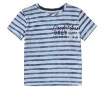 Baby T-Shirt für Jungen blau / hellblau / dunkelblau / schwarz / weiß
