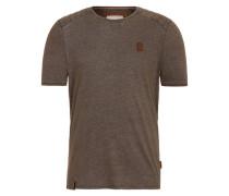 T-Shirt 'Borgward Iii' braun