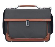 Fairbrook Briefcase 2 Gussets Messenger Aktentasche 42 cm Laptopfach