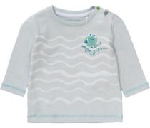 Langarmshirt für Jungen Organic Cotton hellblau