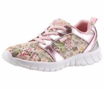 Sneaker mischfarben / rosa / weiß