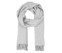 Schal mit Wolle 'Viamuse' grau