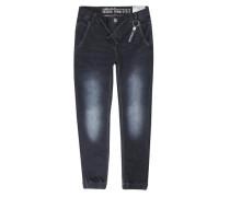 Jogg-Jeans - Regular Fit MID dunkelblau