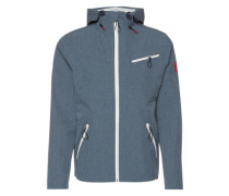 Jacke 'Billy One Hand' taubenblau