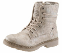 Shoes Schnürstiefelette taupe