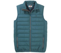 "Westen ""thdm Basic Light Down Vest 1"" blau"