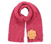 Schal Rose für Mädchen pink