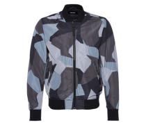 Jacke mit Camouflage-Muster 'J-Kill' mischfarben