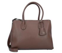 Adria Handtasche Leder 32 cm braun