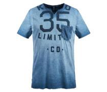 Shirt 'tian' himmelblau
