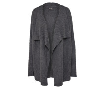 Cardigan 'core' anthrazit