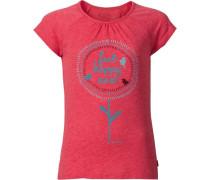 T-Shirt 'Leni Iii' für Mädchen rot