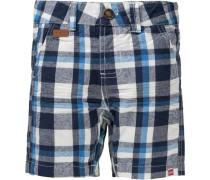 Bermudas für Jungen blau / weiß