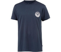 'Sunrise 2' T-Shirt Herren enzian