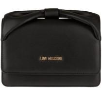 Handtasche BOW schwarz