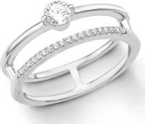 Fingerring '2012605' silber