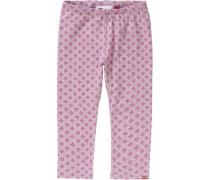 Baby Leggings für Mädchen pink