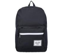 Rucksack mit Laptopfach 'Pop Quiz 17 Backpack' schwarz