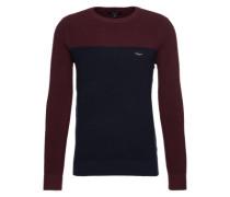 Pullover 'Auf Deck Stripe Knit'
