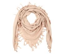 Schal mit Webmuster 'Masozi' rosa