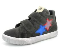 Sneaker Clay Leder grau