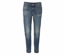 'arc 3d' Boyfriend Jeans mit Low Waist