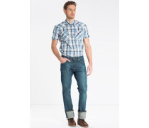 Bootcut-Jeans »527™« blau
