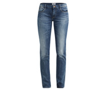 Denim 'basic' blau