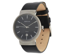 Armbanduhr 11036-402 schwarz
