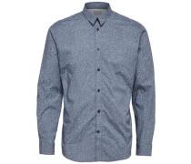 Regular fit -Hemd blau