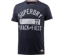 T-Shirt Herren dunkelblau