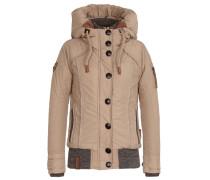 Female Jacket Shortcut III beige