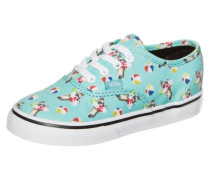 Authentic Pool Vibes Sneaker Kleinkinder blau
