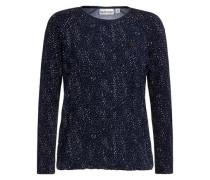 Female Sweatshirt 'Yapma Ya' blau
