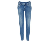 Light Washed Denim 'Idoler' blau