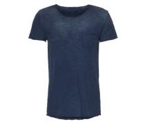 T-Shirt 'mizikaz X' blau