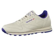 Sneaker 'Classic' beige / marine