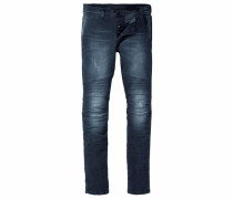 Slim-fit-Jeans »Jackson (Stretch)« blau