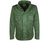 Fieldjacket Beenie grün