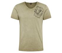 T-Shirt 'Mt Roots' khaki
