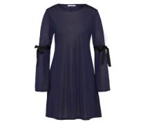 Kleid 'Ck4570' navy / schwarz