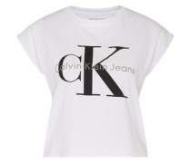 Shirt 'Taka' weiß