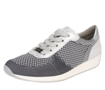 Sneaker 'Lissabon' hellgrau / silber