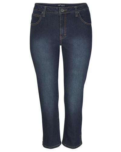7/8-Jeans kobaltblau