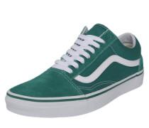 Sneaker 'UA Old Skool' grün / weiß