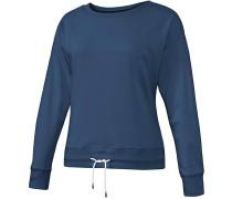 Shirt 'Paula' blau