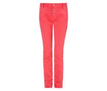 Gwen Boyfriend: Colored Denim pink